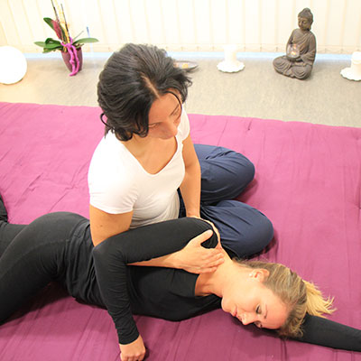 Nuad Thai Yoga - Kerstin Wurth