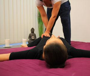Nuad Thai Yoga